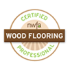 New Dimension Hardwood Floors is a Cerfified Wood Flooring Professional